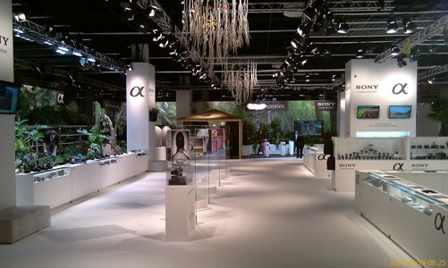 SONY photokina 2012